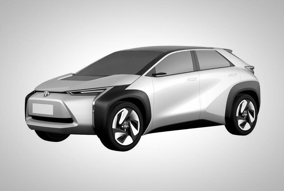Toyota анонсировала новый электрокар