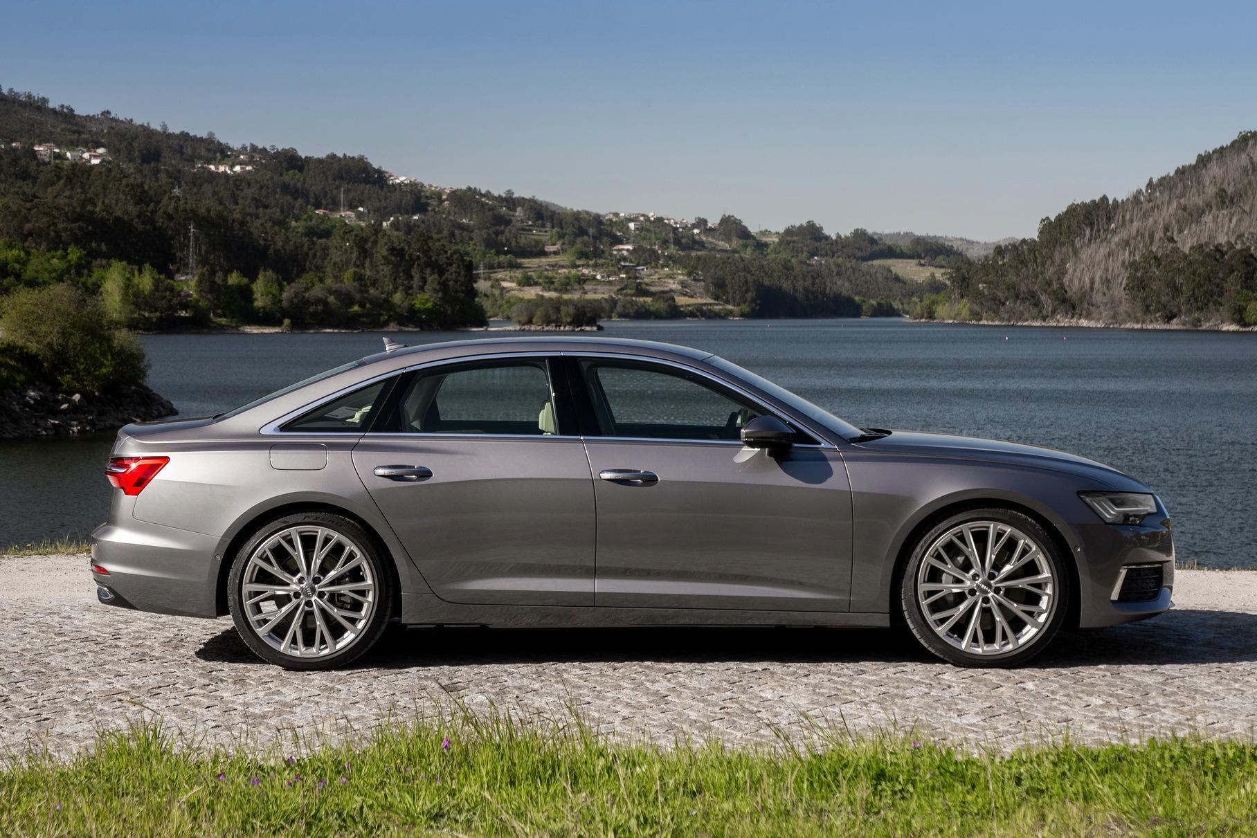 В России отзывают новые Audi из-за опасного дефекта