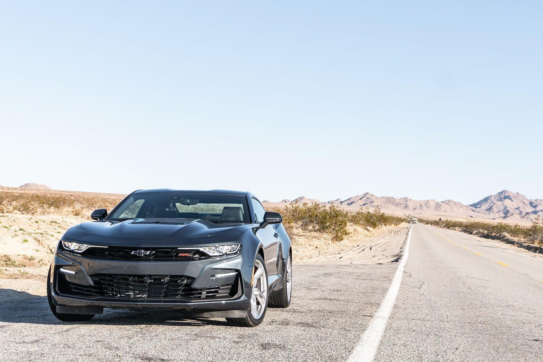 Сборку Chevrolet Camaro остановят из-за нехватки деталей