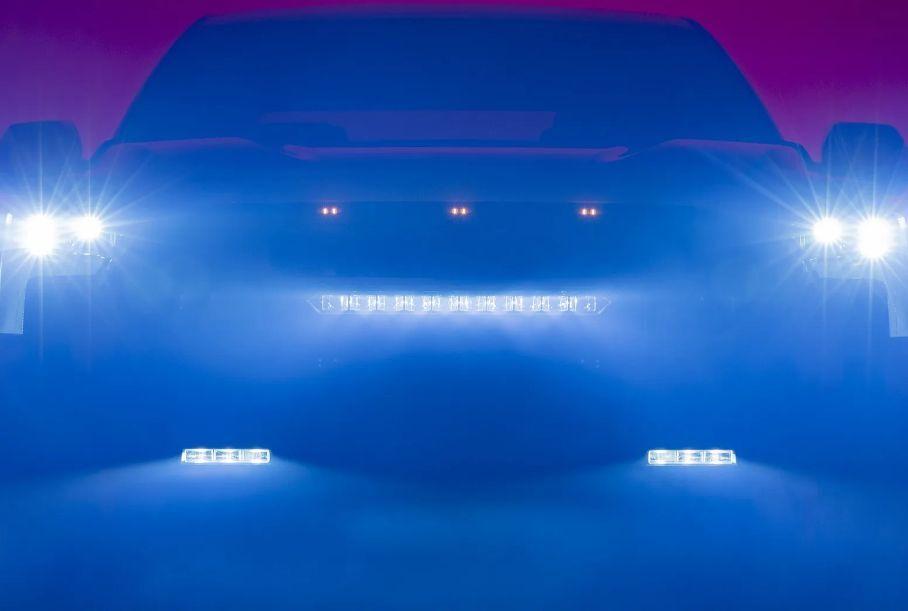 Toyota показала на видео пикап Tundra нового поколения