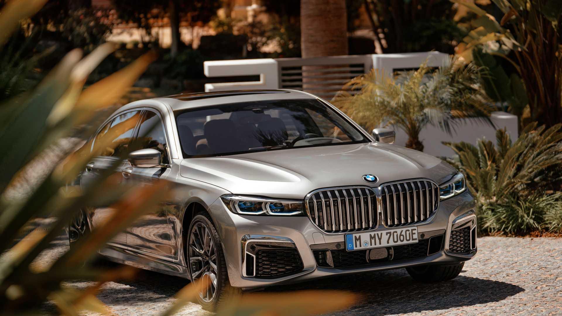Стали известны сроки премьеры новой BMW 7-Series