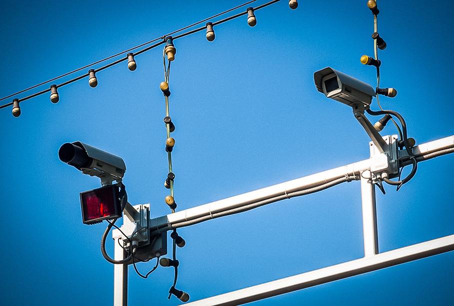 В российских регионах начали штрафовать за непристегнутый ремень с помощью камер