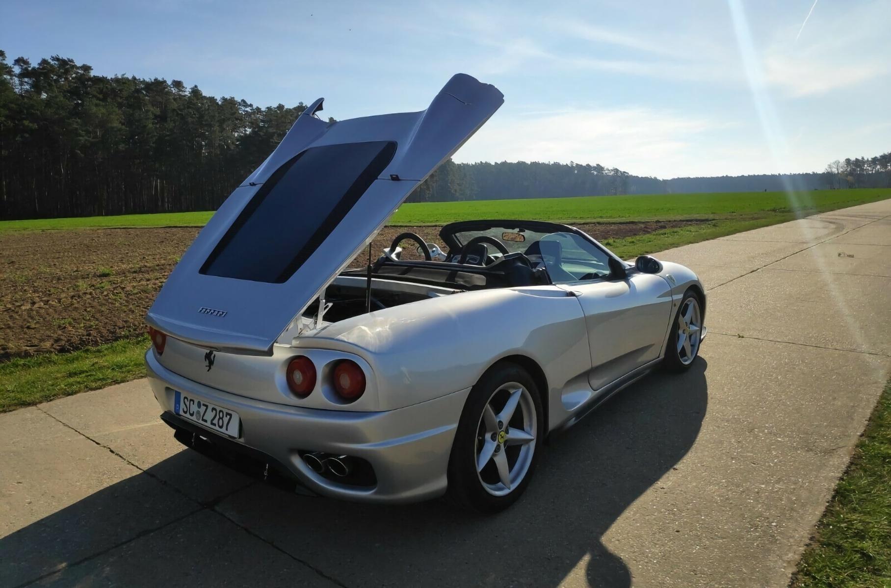 Копии Ferrari, McLaren и Mercedes-Benz, сделанные из старых ненужных автомобилей