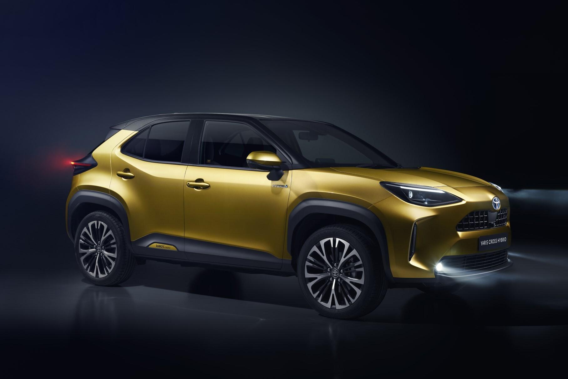 Toyota Yaris получит люксовую версию от Lexus