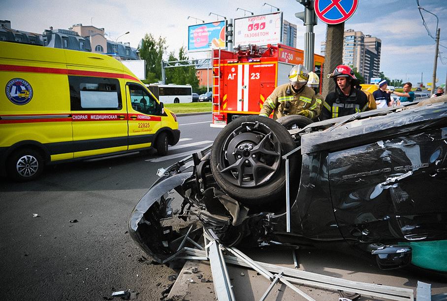 В России могут ввести карты спасения для автомобилей