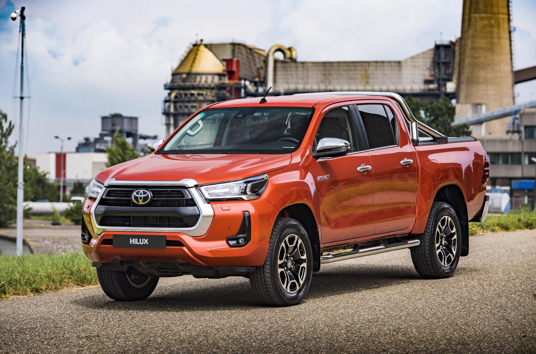 В России вновь подорожали автомобили Toyota