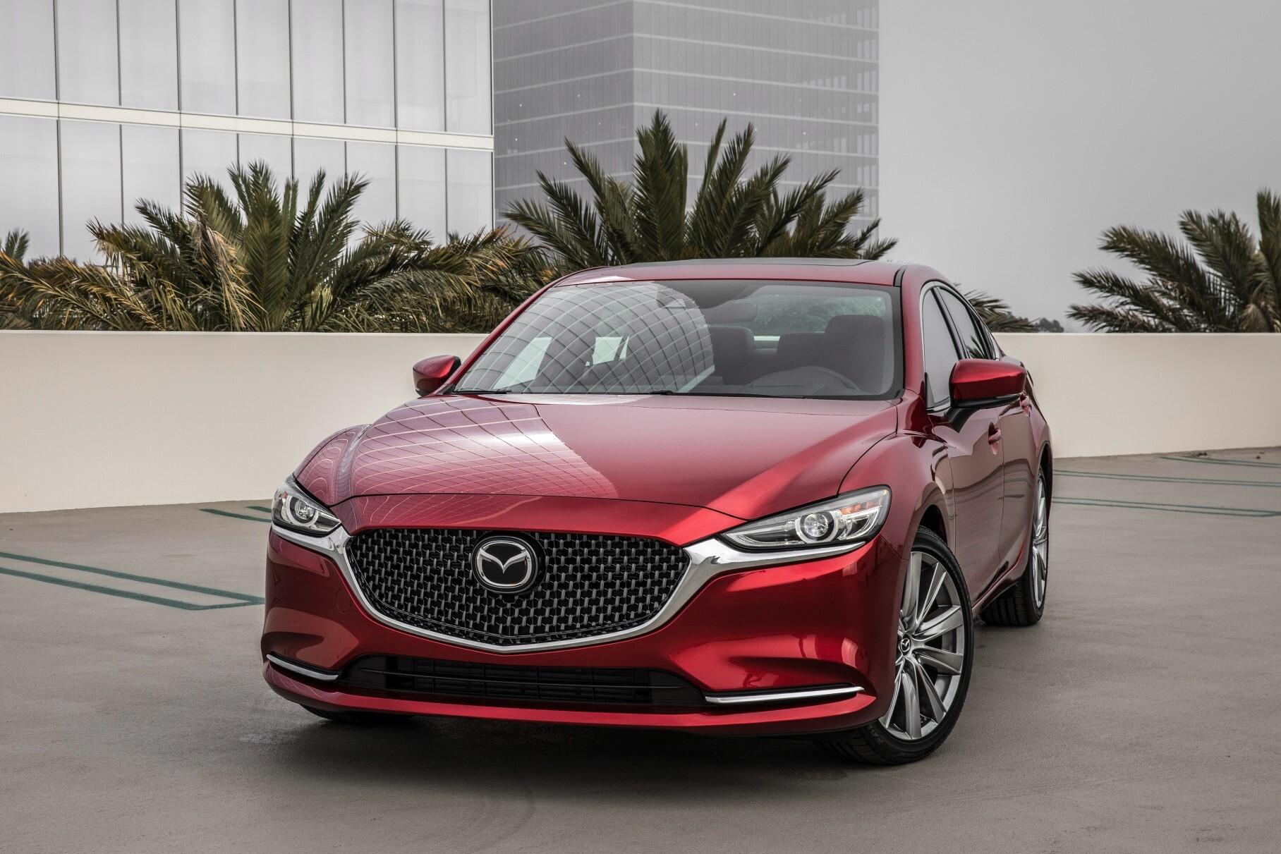 Mazda снова подняла цены в России
