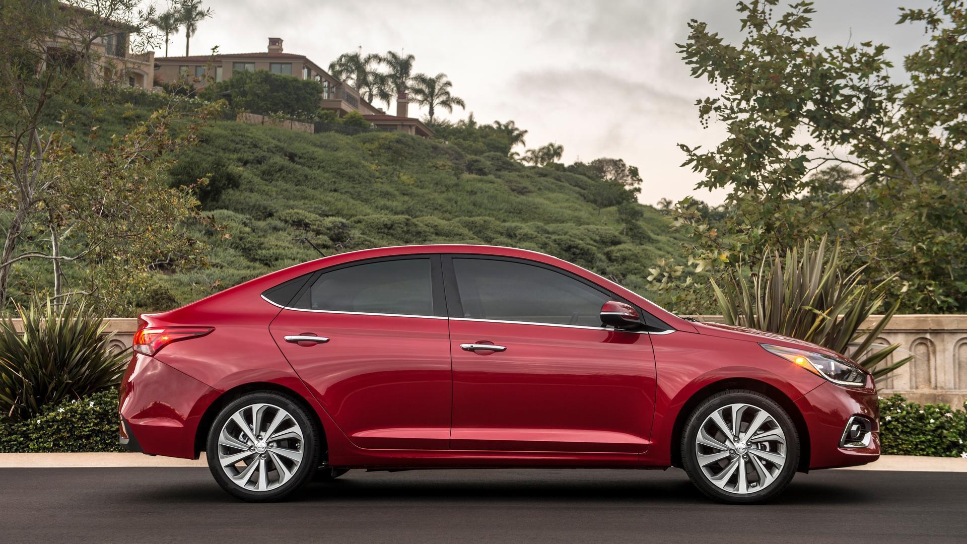 Hyundai лишил Solaris механической коробки передач