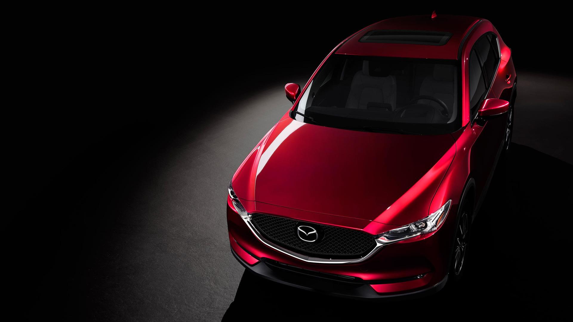 Mazda выпустит заднеприводный кроссовер с рядной шестёркой