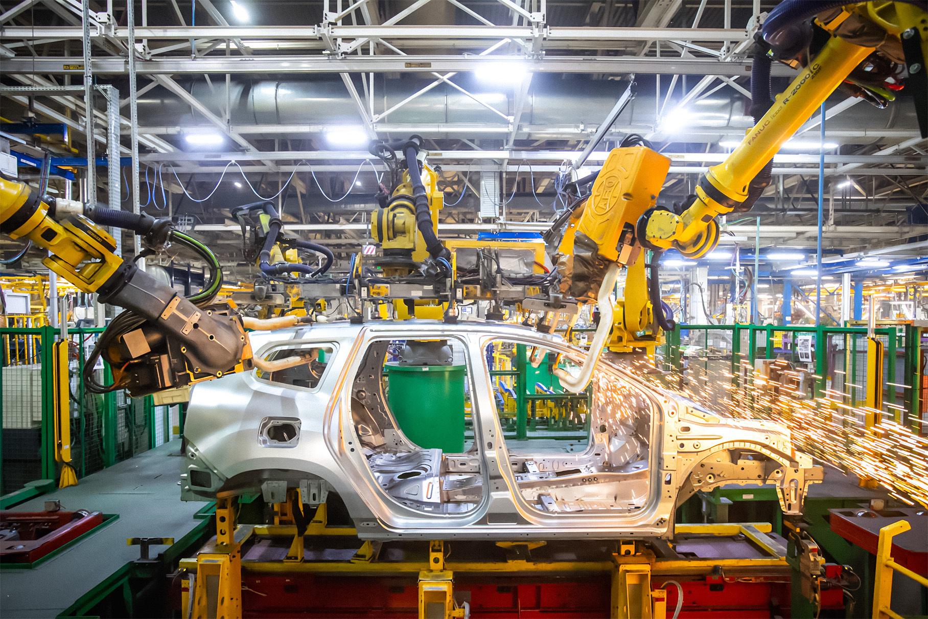 Renault на два месяца задержит поставки новых Duster, Kaptur и Arkana