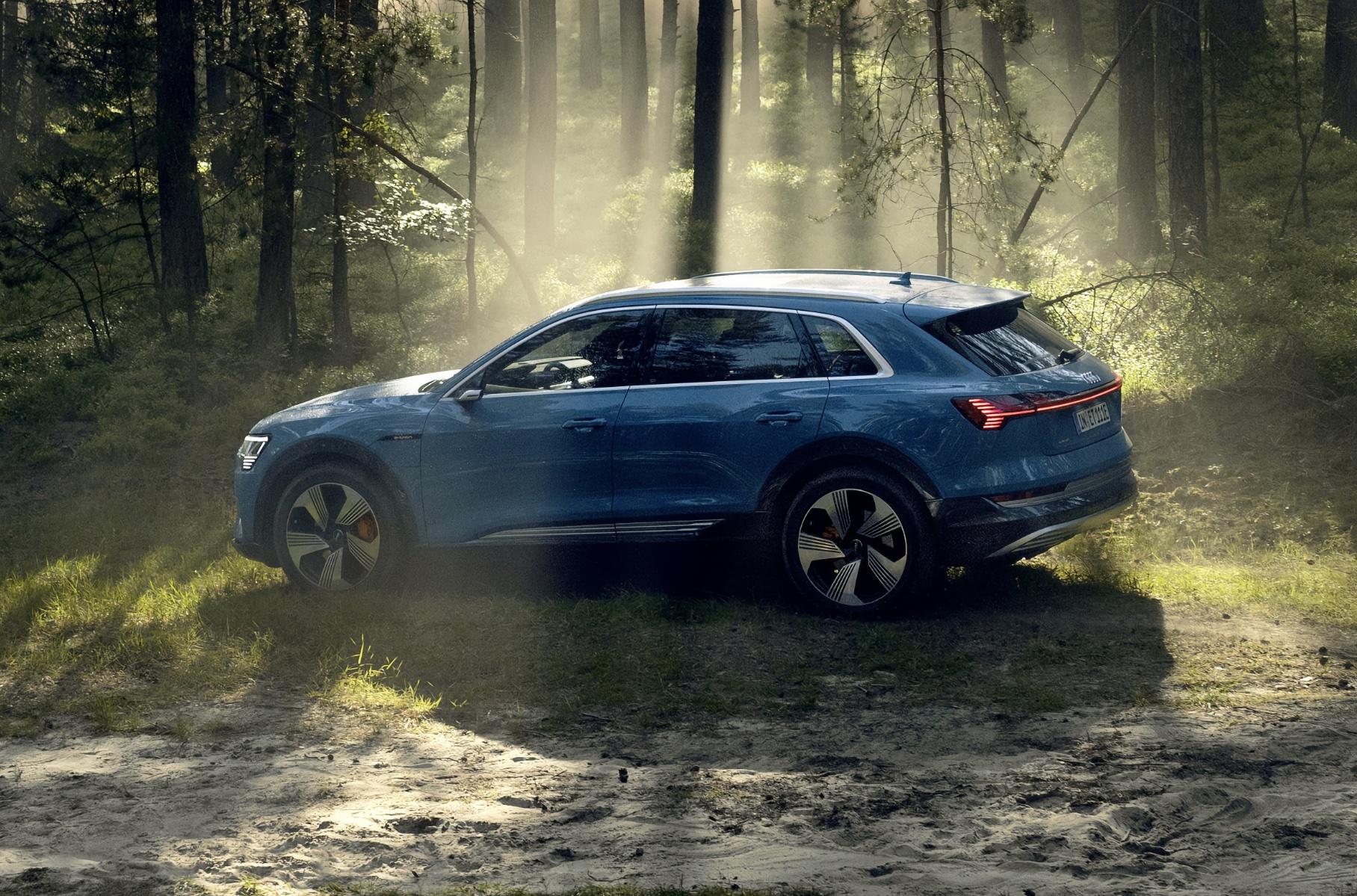Audi запустила в России сервис краткосрочной аренды автомобилей