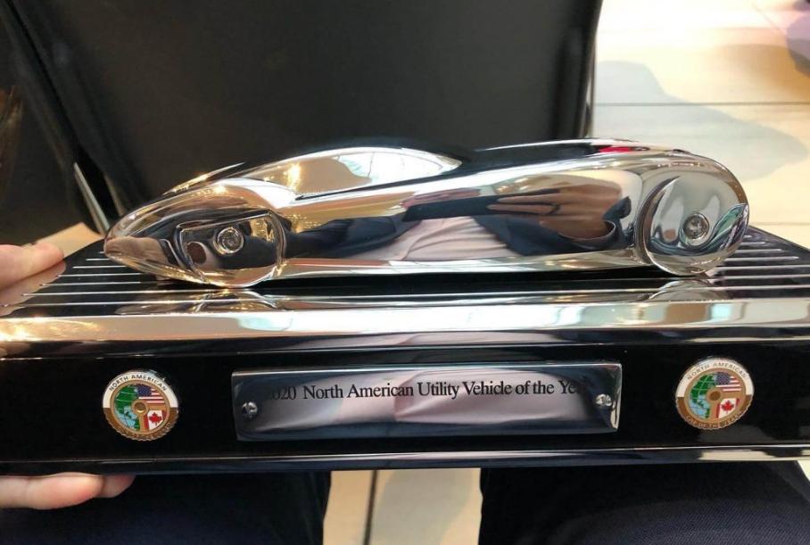 Объявлены полуфиналисты американского конкурса Автомобиль года