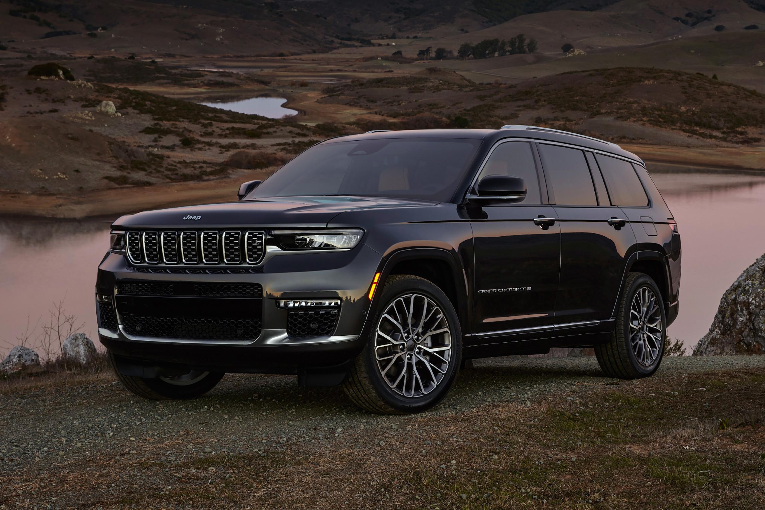 Подвинься, Land Cruiser! Это длинный Jeep Grand Cherokee