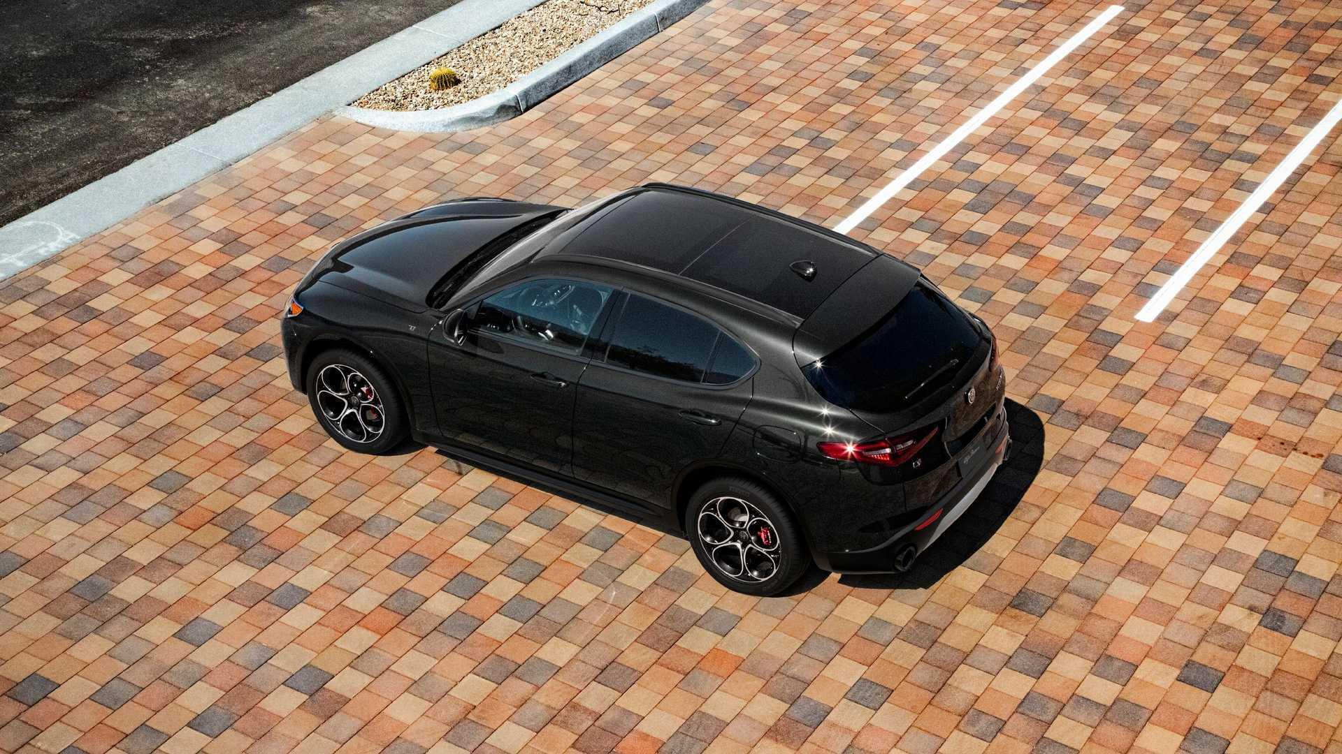 Alfa Romeo выпустит пятёрку новых моделей