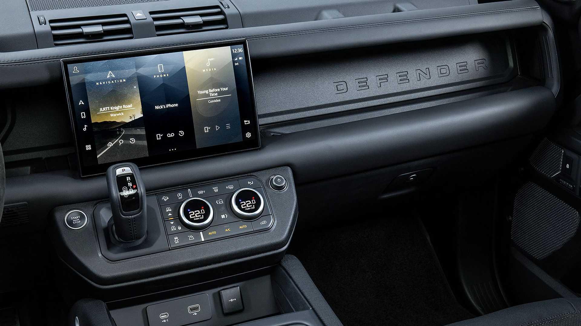 Jaguar Land Rover передумал судиться с Volkswagen из-за внедорожной системы