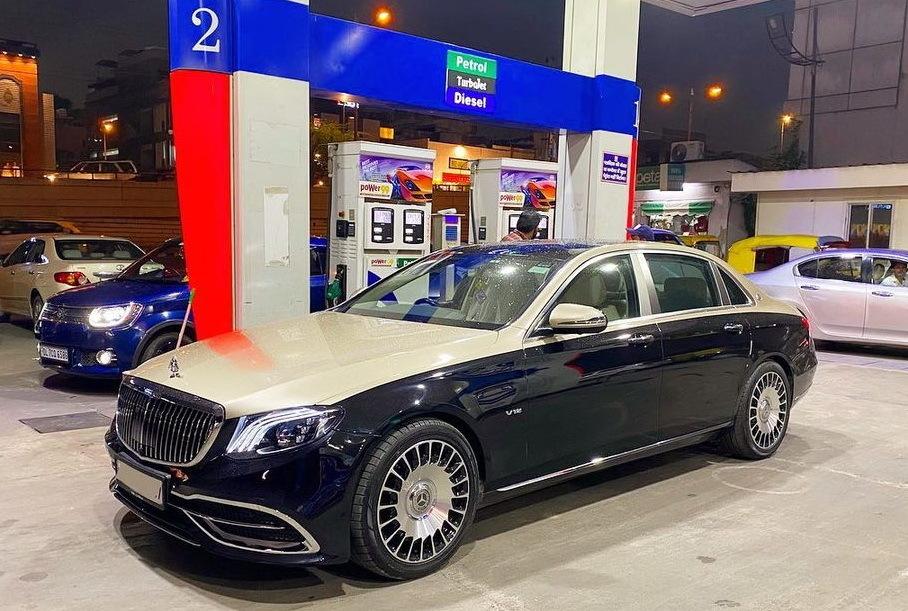 Китайцы превратили Mercedes-Benz E-Class в Maybach за 100 тысяч рублей