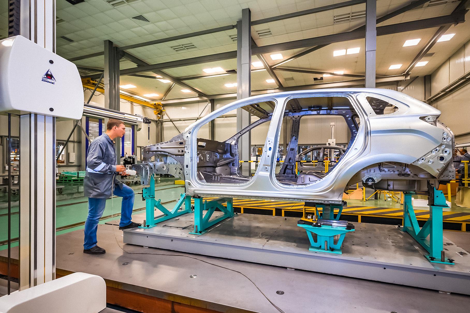 АвтоВАЗ возобновил сборку всех моделей