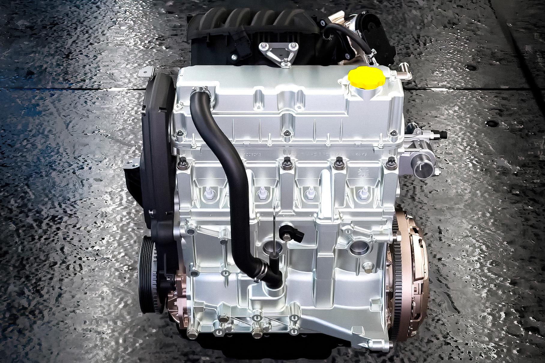 АвтоВАЗ наглядно показал, как был модернизирован мотор для Lada Granta и Largus
