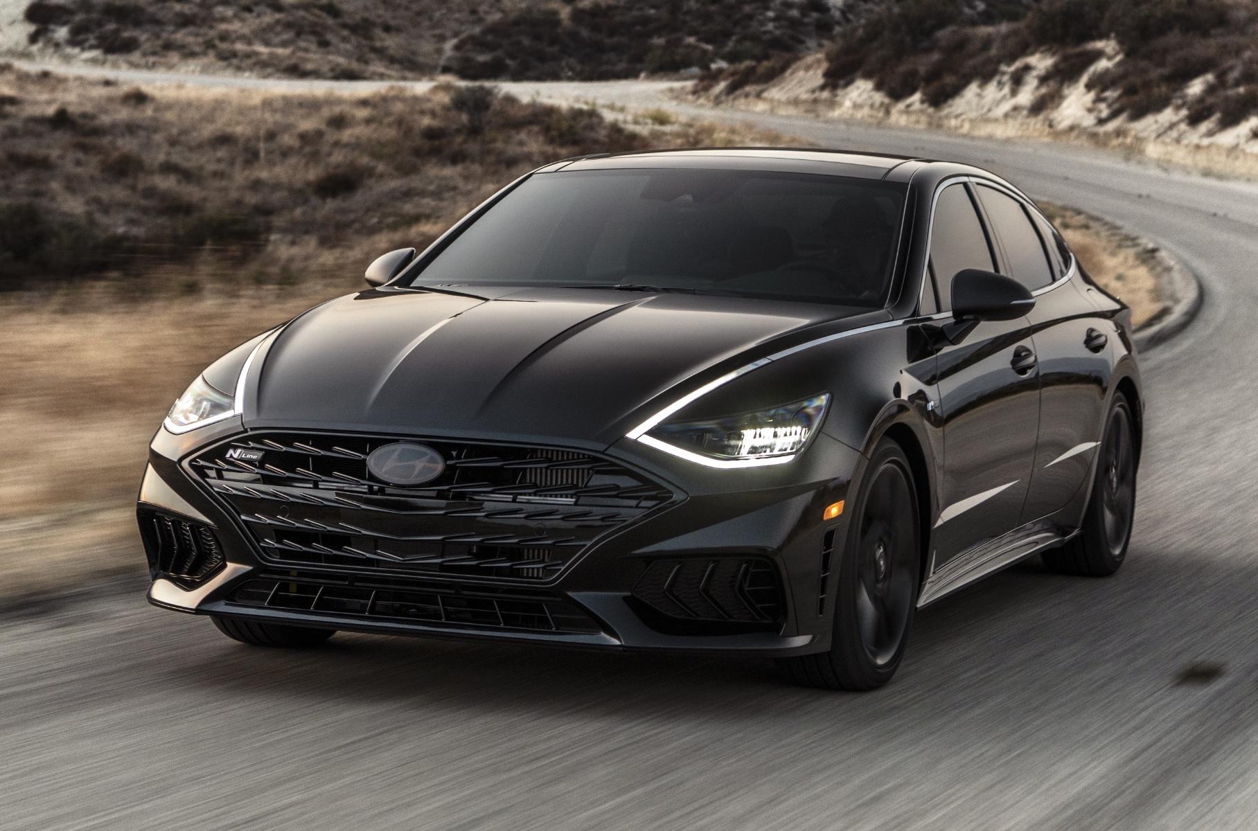 Hyundai Sonata обзавелась «киношной» версией