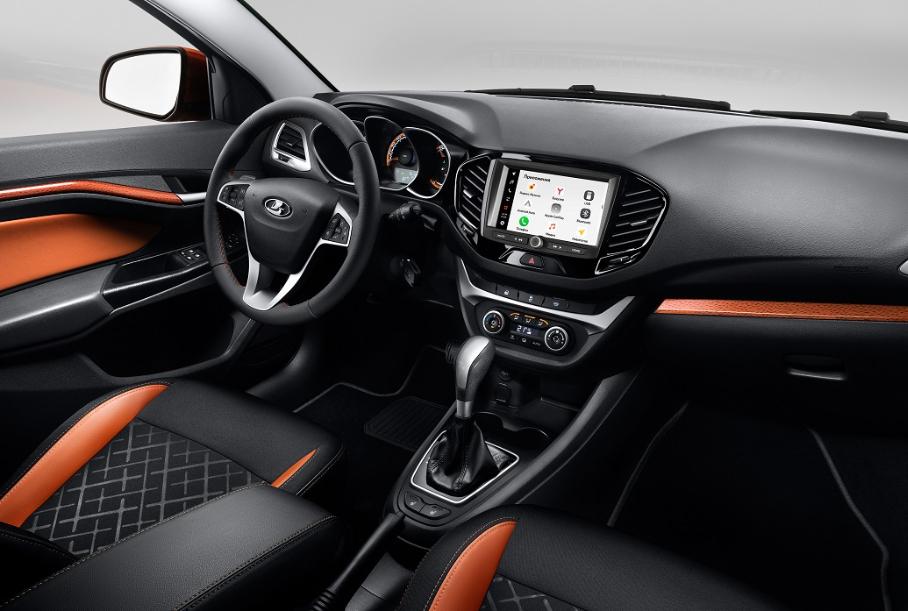 АвтоВАЗ приостановил выпуск Lada с продвинутой мультимедийной системой