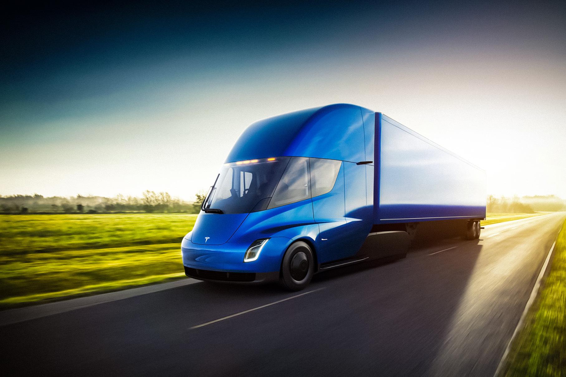 Tesla опять отложила старт производства Roadster и Semi