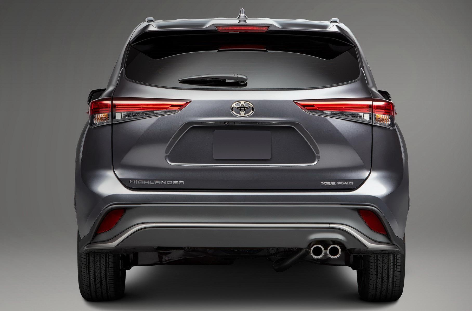 "Картинки по запросу ""Toyota Highlander XSE"""