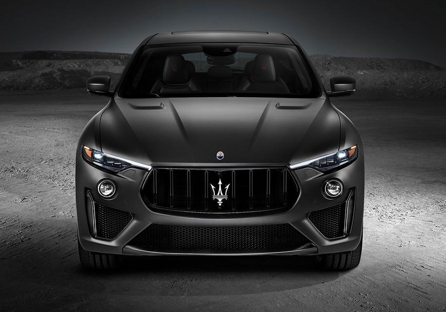Maserati Levante получил модификацию GTS