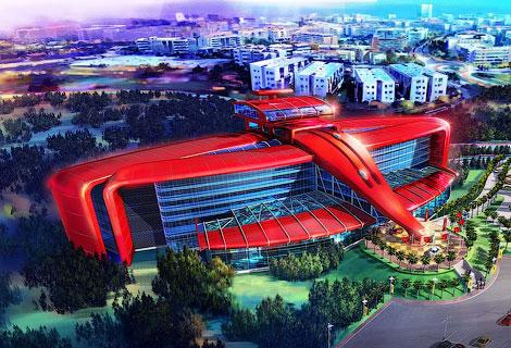 Ferrari построит в Европе парк развлечений