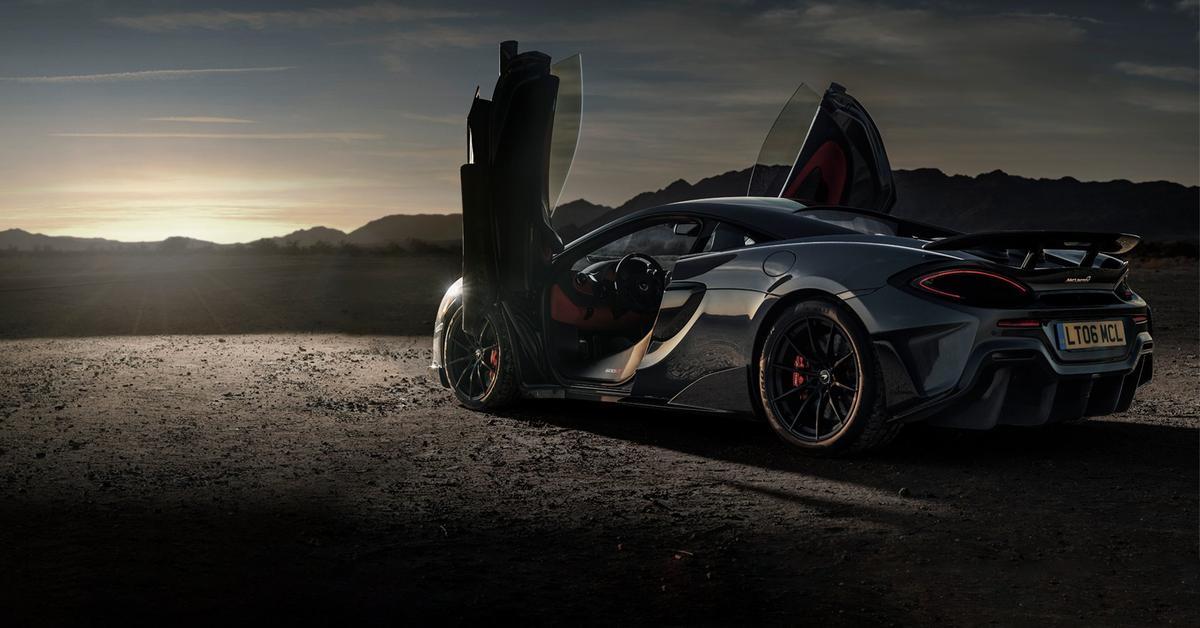 Кроссовер McLaren нельзя будет купить ни за какие деньги