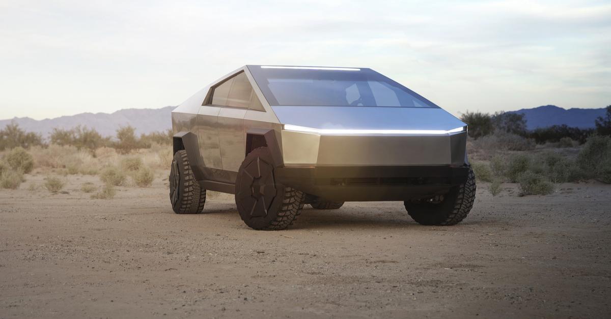 Tesla Cybertruck: всё о главной премьере 2019 года
