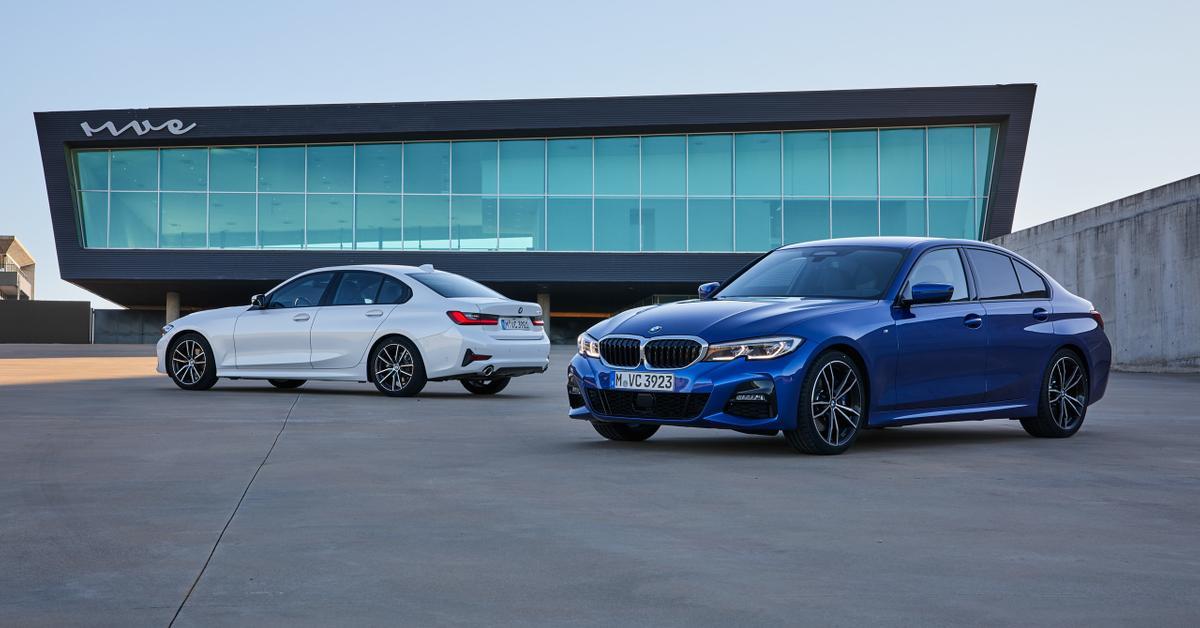 BMW 3-Series G20 что нового и как будет выглядеть