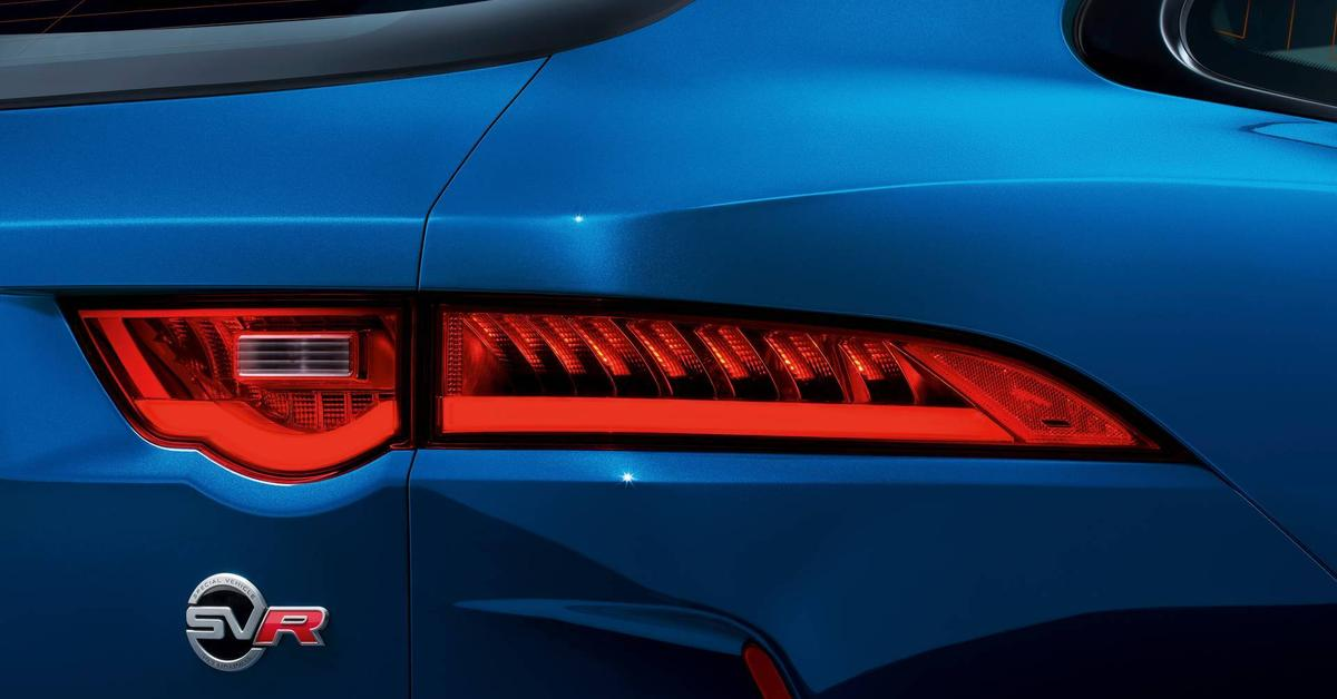Электрические Jaguar и Land Rover доработают в SVO
