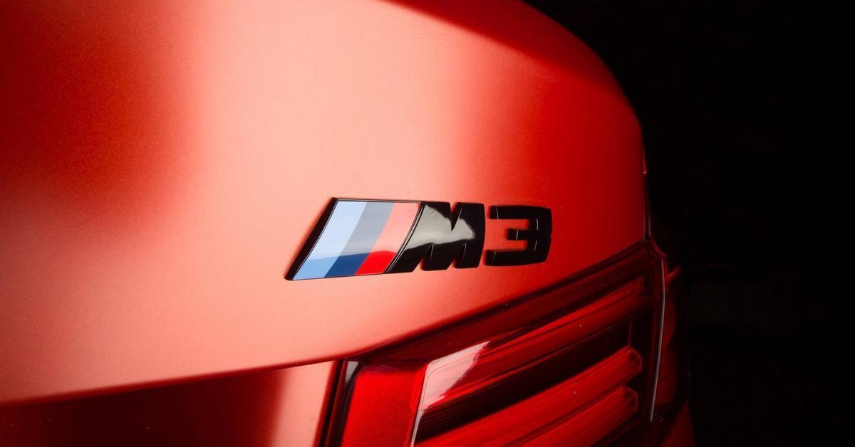 BMW презентует M3 и M4 нового поколения через три месяца