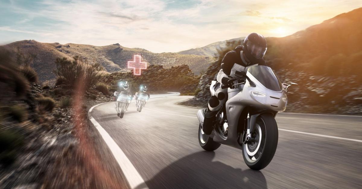 Мотоциклистам поможет «цифровой ангел-хранитель»