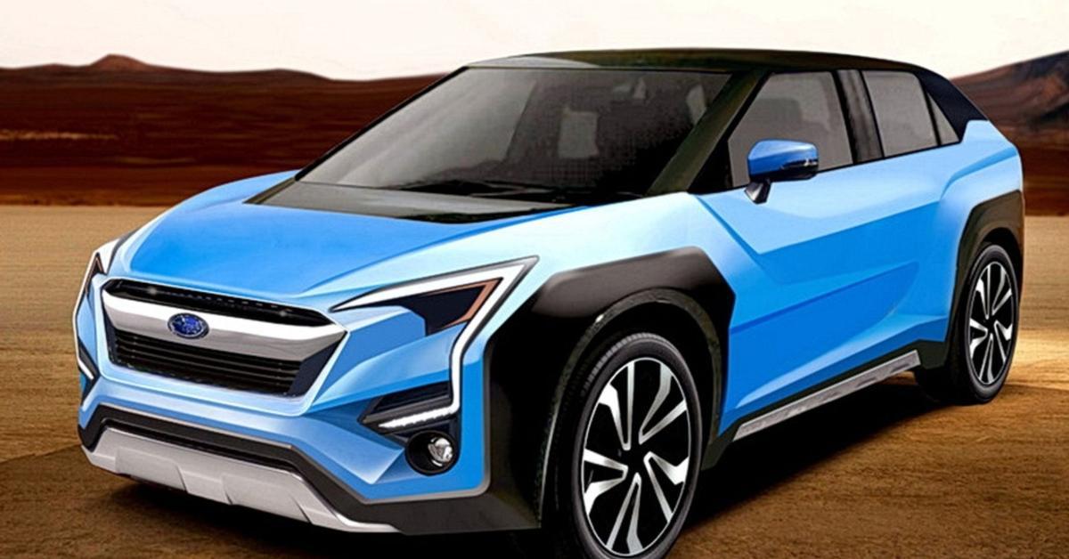 График новинок Subaru до 2023 года рассекречен: готовится 10 моделей