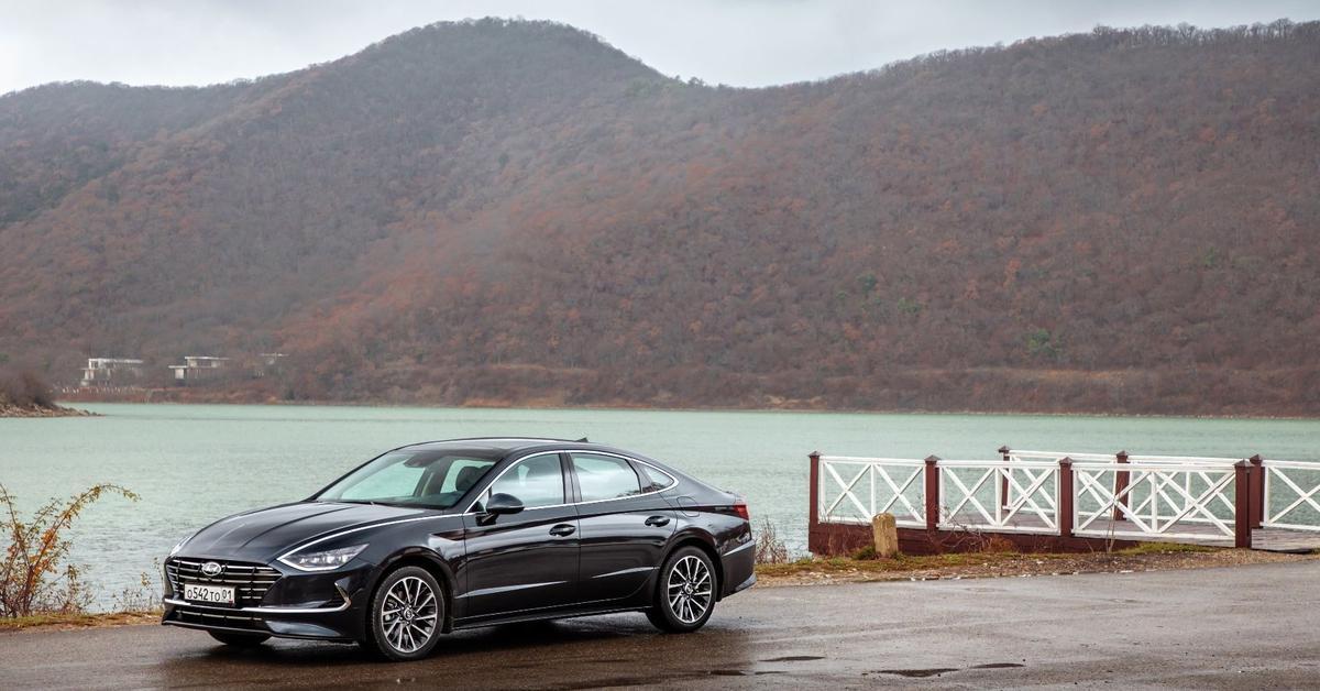 Производство Hyundai Sonata в России перевели на полный цикл