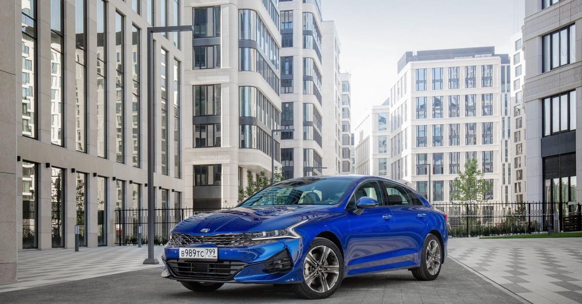В России подскочили продажи машин