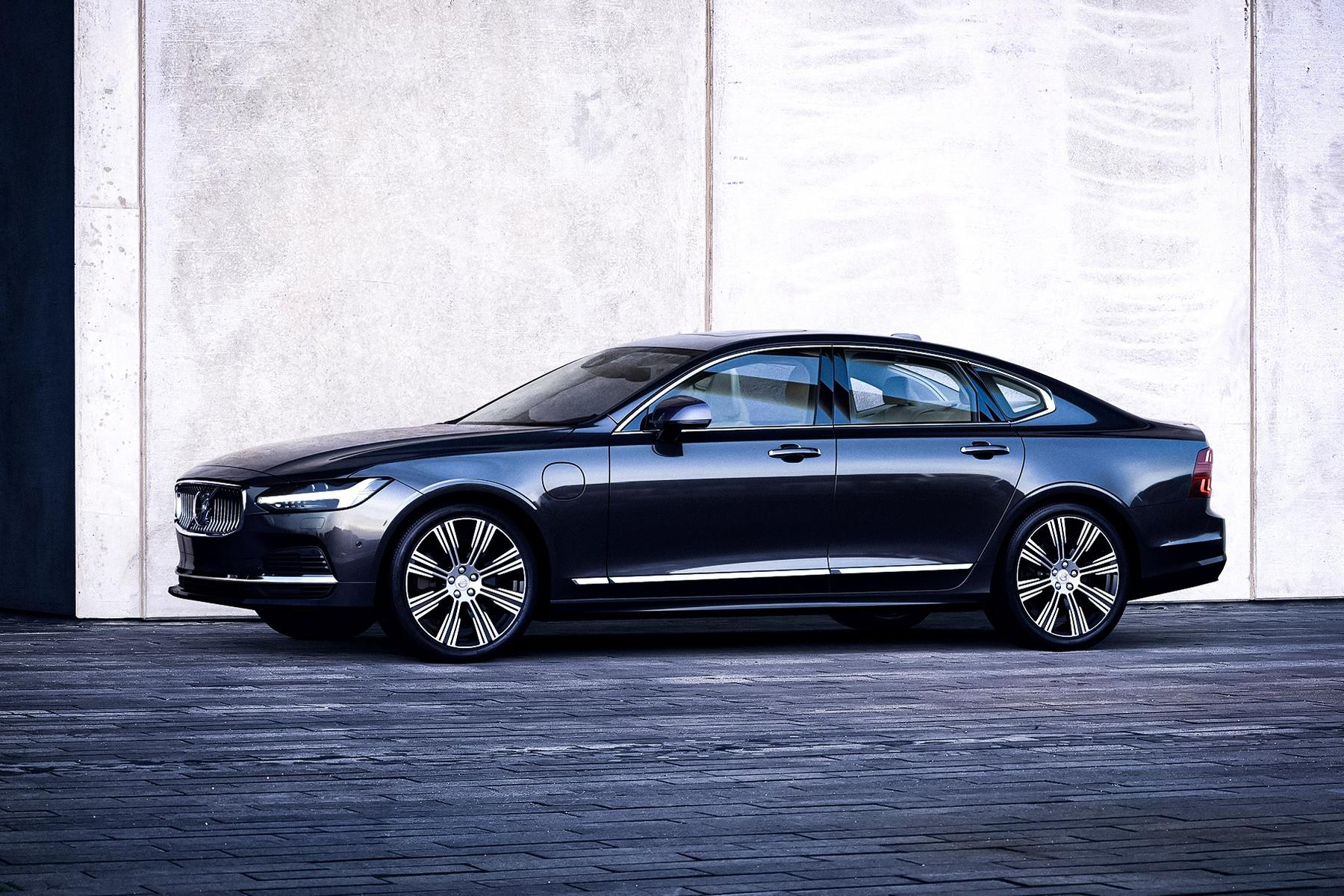 Volvo S90 и V90 Cross Country