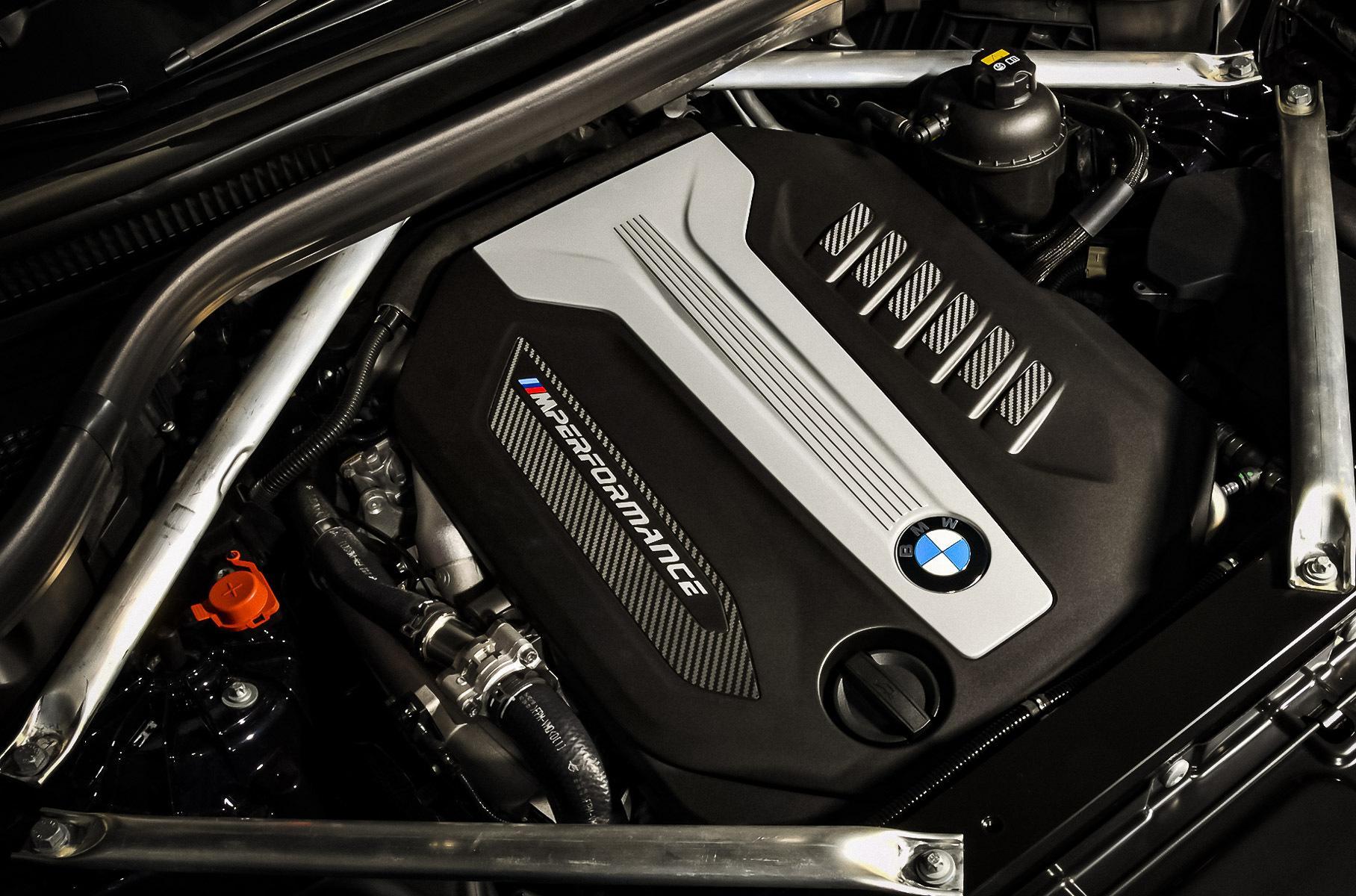 Дизельные двигатели BMW