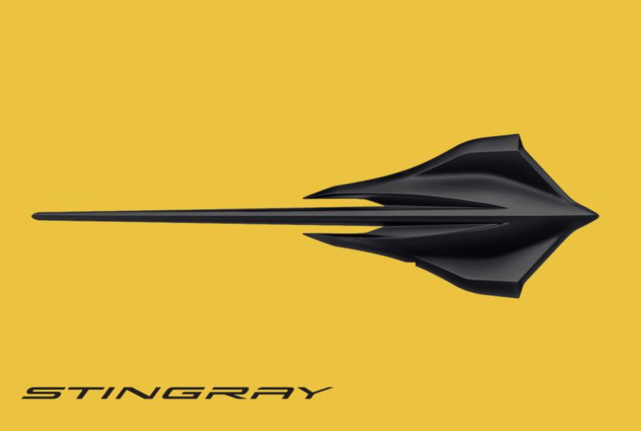 Новый Chevrolet Corvette сохранит имя Stingray
