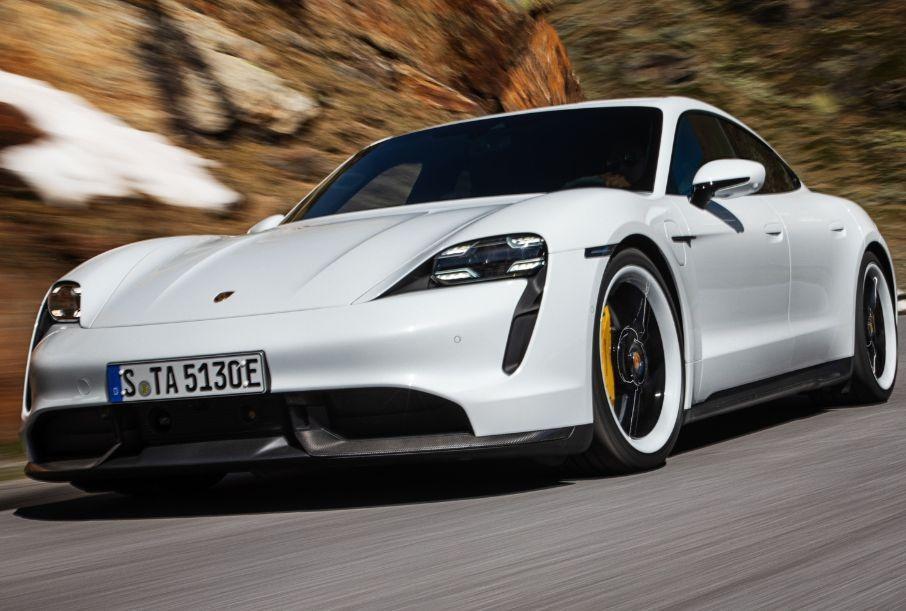 Картинки по запросу Porsche Taycan