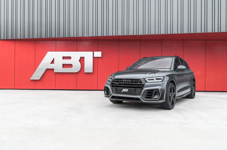 Audi привезет в Россию Q5 со «спортивной» внешностью - Motor.ru