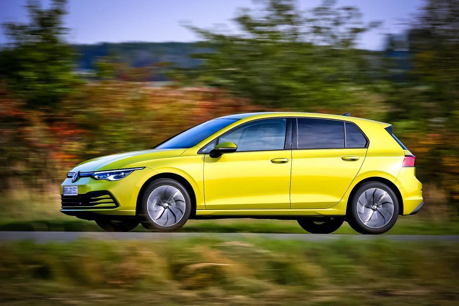 Новый Volkswagen Golf получил газовую версию