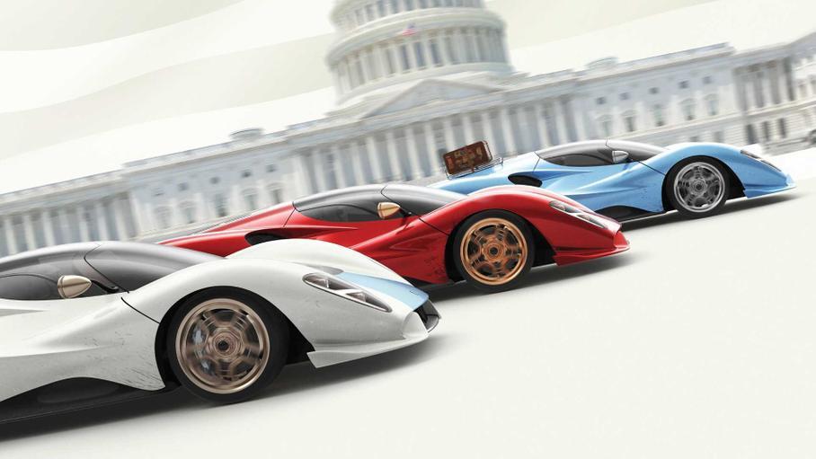Итальянский суперкар будут выпускать в США