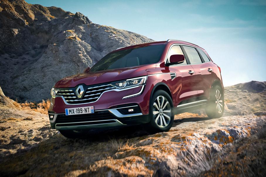 Россияне лишились ещё одной модели Renault