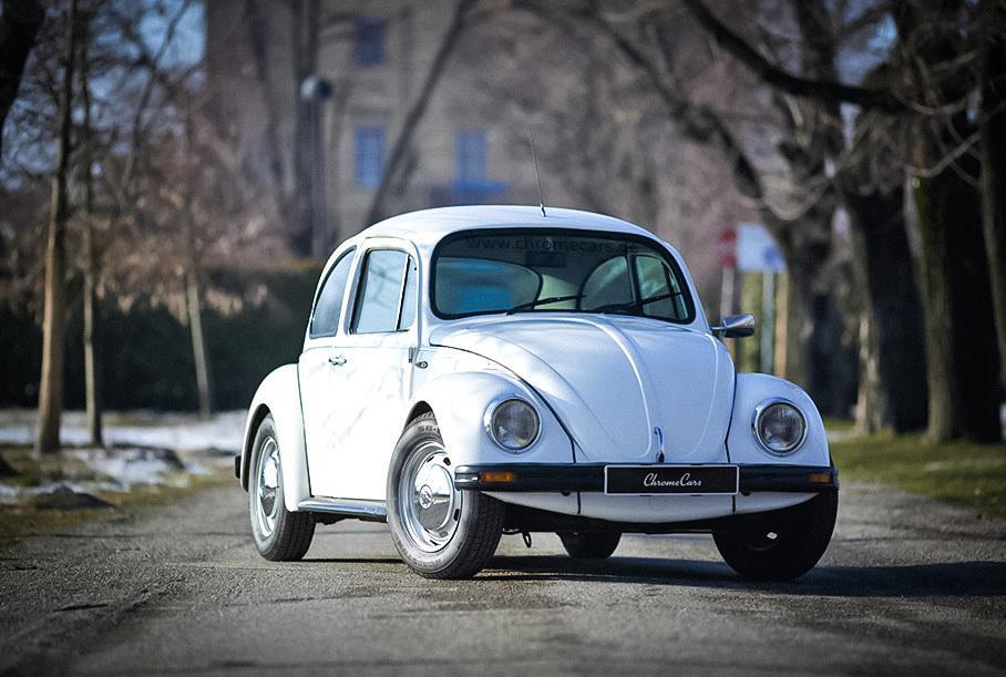 43-летний бронированный Volkswagen Beetle ищет нового владельца