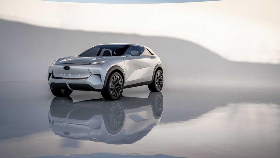 Nissan запатентовал название для электрокаров Infiniti