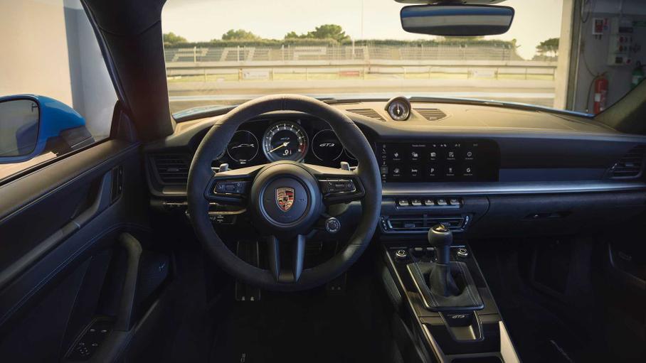 Американцы покупали Porsche 911 GT3 с «механикой» почти вдвое чаще других