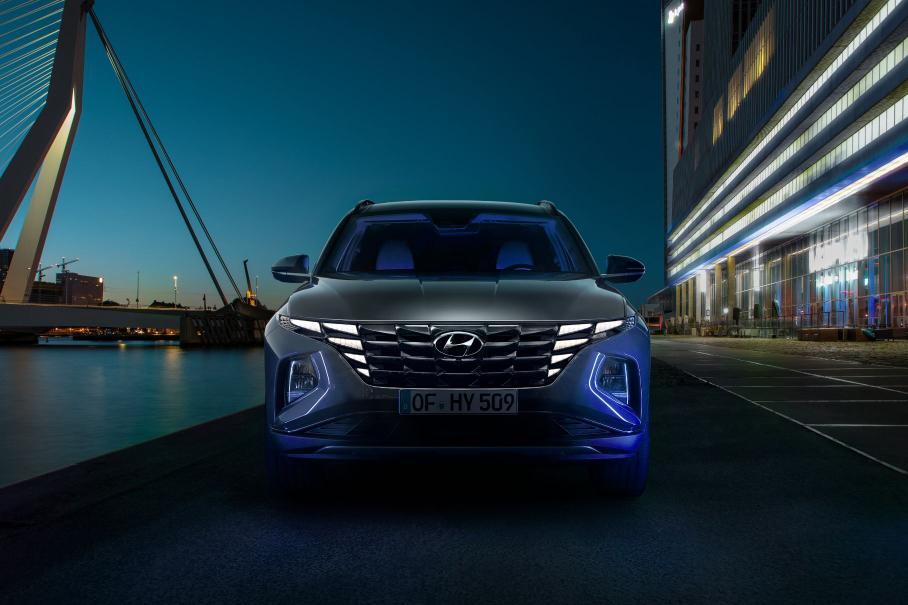 Появились подробности о новом Hyundai Tucson для России