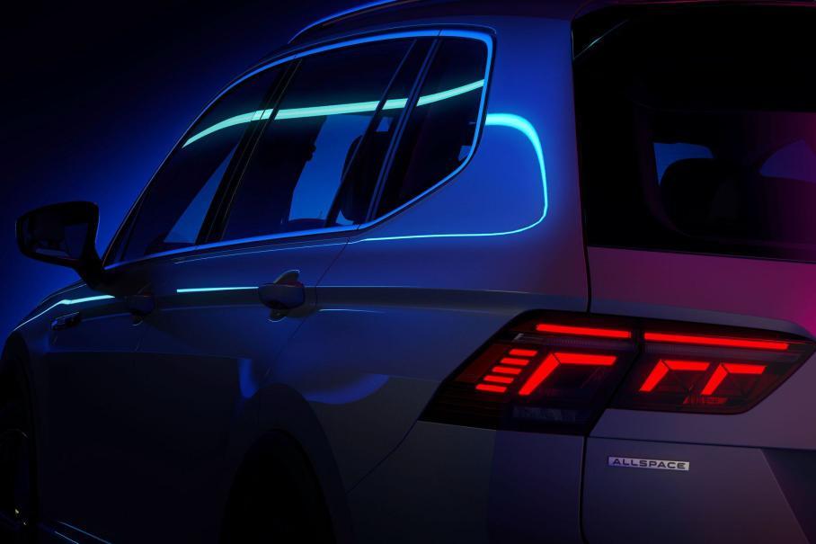 Удлиненный Volkswagen Tiguan скоро обновится: известна дата премьеры